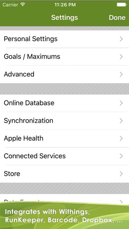 CaloryGuard Pro screenshot-4