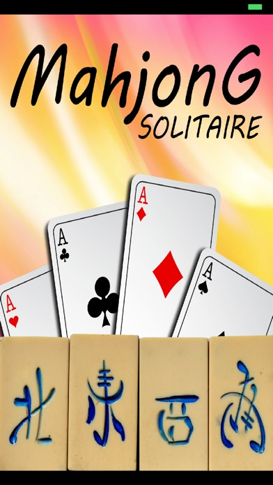 Solitaire Mahjong World Solitare Screenshot