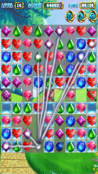 Jewel Poping Mania screenshot three