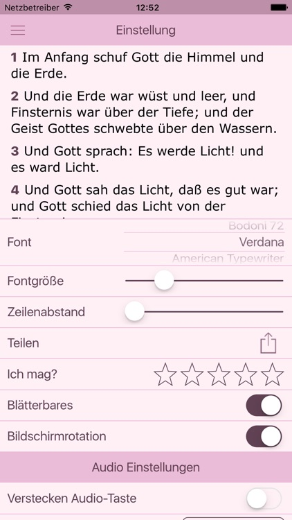 Die Elberfelder Frauen-Bibel. The Audio Women's Bible in German screenshot-4