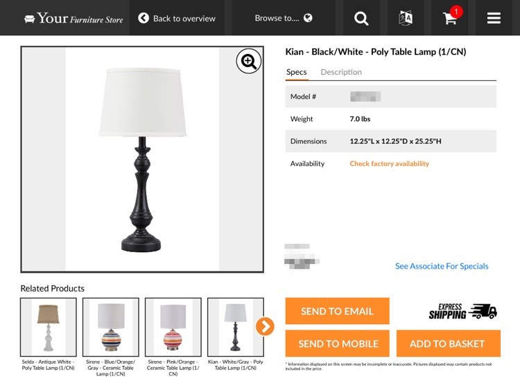 Wondersign Catalog Kiosk screenshot-4