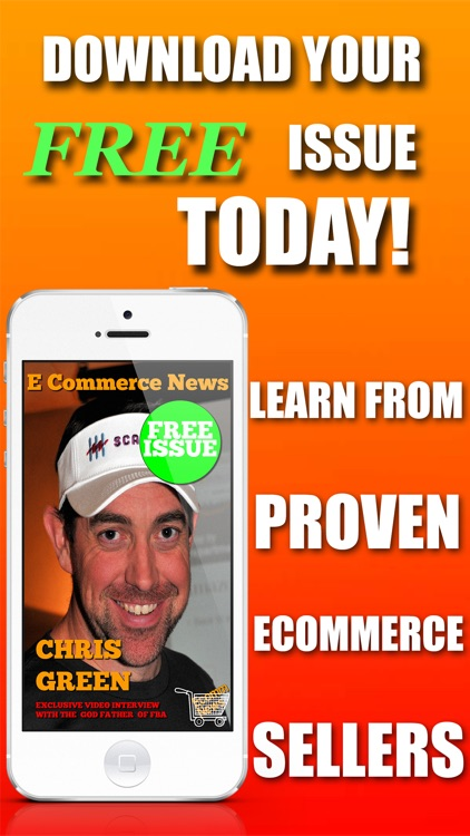 e-commerce news screenshot-0