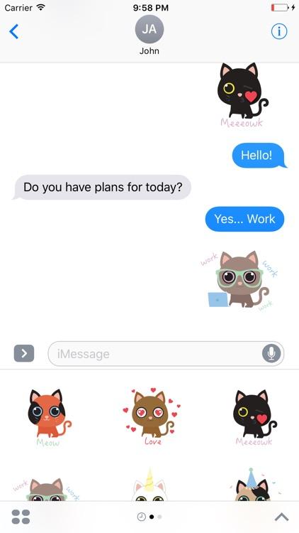 KIKI Cat screenshot-3