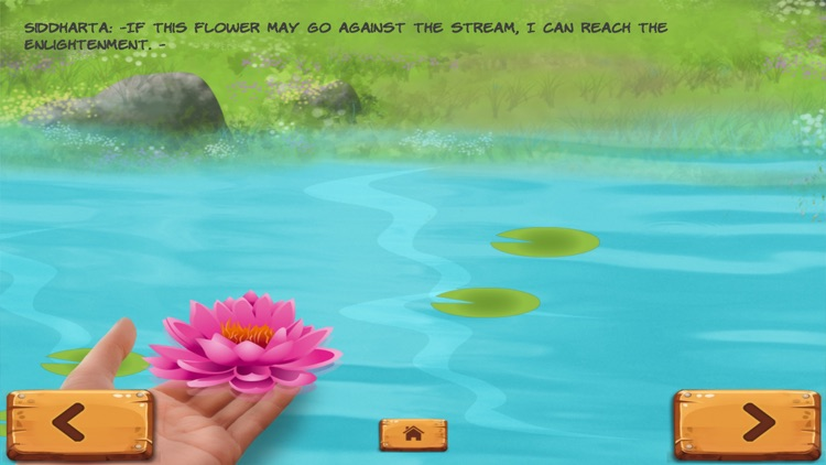 Buddha : Buddhism for kids screenshot-3