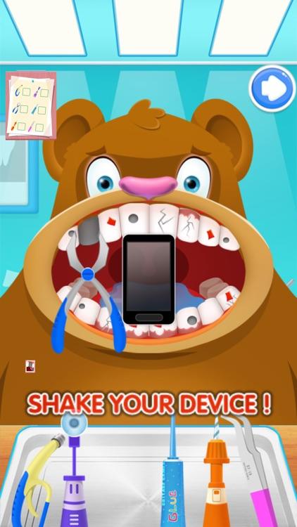 Little Lovely Dentist - Kids Doctor Games, Crazy Dentist, Dentist Office screenshot-3