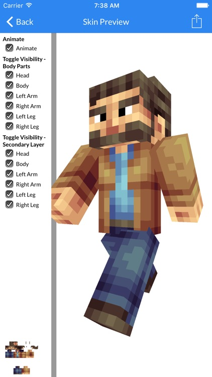 Skins For Minecraft PE - New Best Skins For Minecraft Pocken Edition