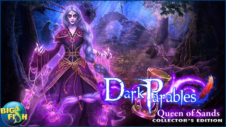 Dark Parables: Queen of Sands - A Mystery Hidden Object Game (Full) screenshot-4