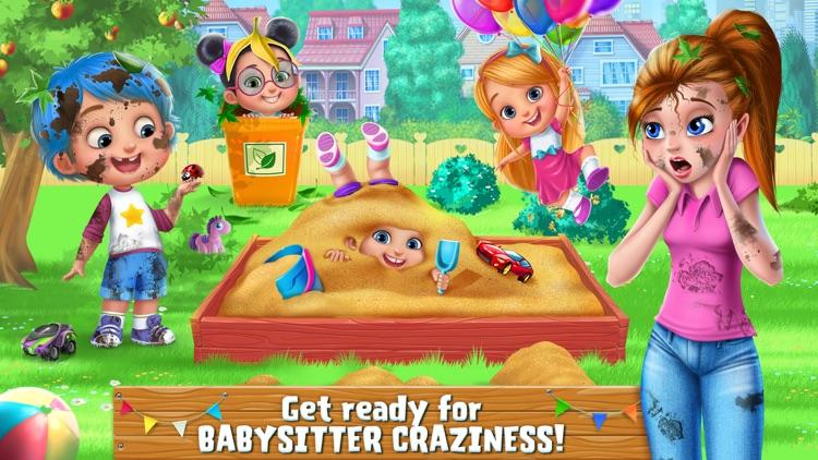 Babysitter Craziness - Fun Kids Game