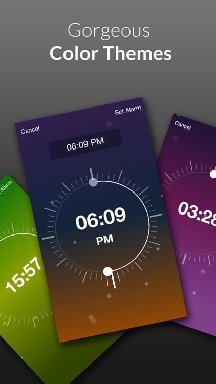 Alarmr Pro - Wake up clock screenshot-3