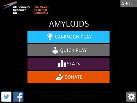 Amyloids screenshot