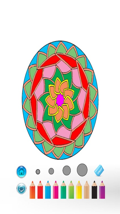 Adult Coloring Book Pags