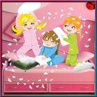 PJ travesseiro partido - miúdos do divertimento icon