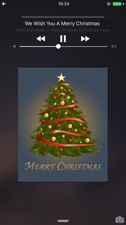 Christmas music collection - mp3 song magic player screenshot-4