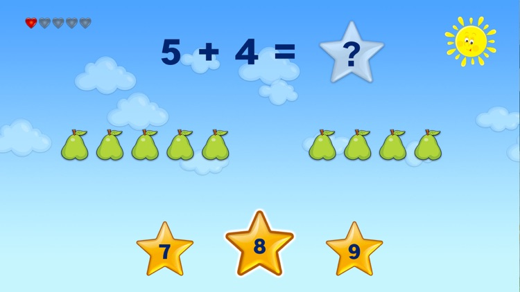 Ace Kids Math Basics - Addition Free for Apple TV by Hien Ton