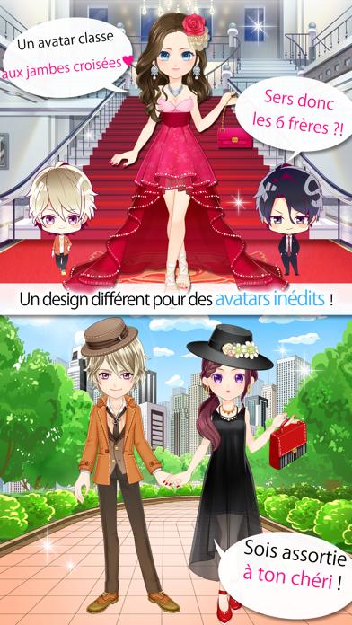 点击获取【Amour endiablé】dating games