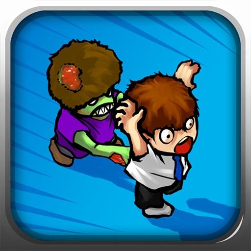Zombie Escape Free by Viqua Games iOS App
