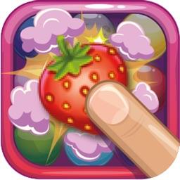 Fruit Splash - Crush Match 3 puzzle