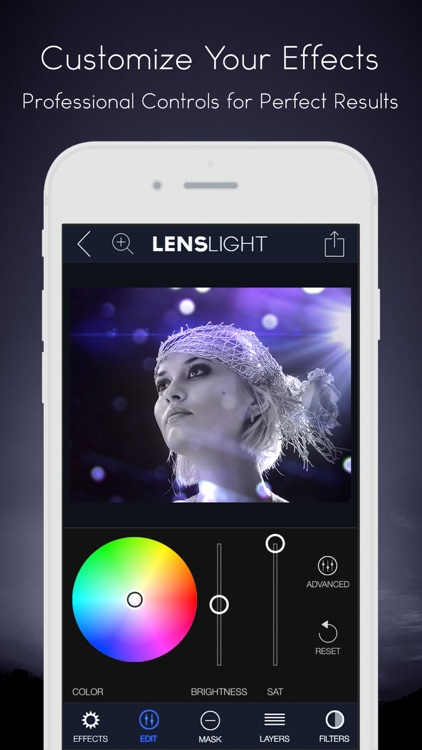 LensLight Visual Effects screenshot-3
