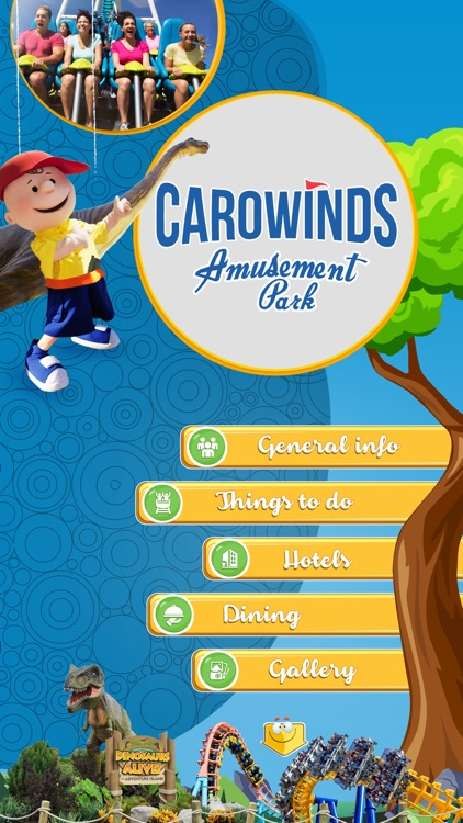 Best App for Carowinds Amusement Park