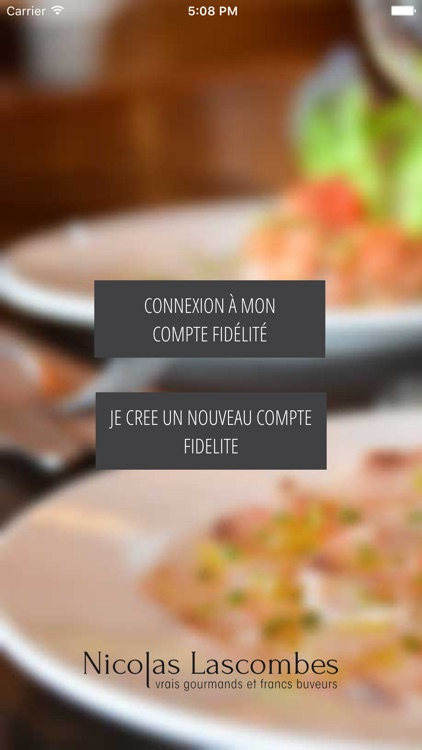 Les Restaurants de Nicolas Lascombes
