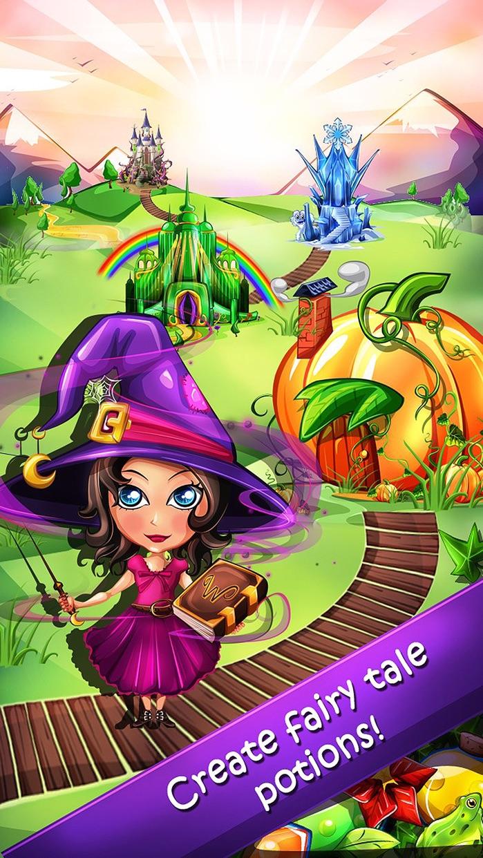 Witchy World Screenshot