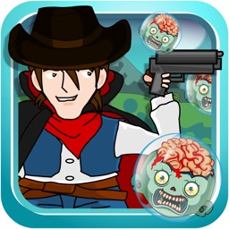 Shoot Zombie-bullet time zombie wars game