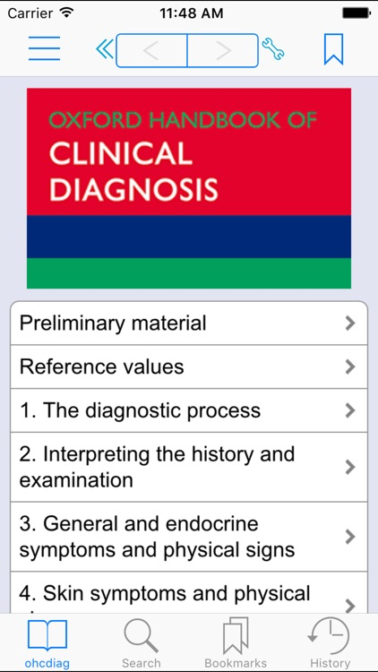 Oxford Handbook of Clinical Diagnosis, 3rd edition