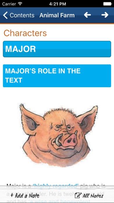 Animal Farm York Notes for GCSE 9-1 screenshot one