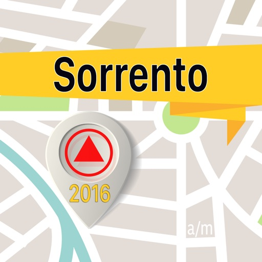 Sorrento Offline Map Navigator and Guide