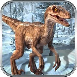 Dinosaur Sniper Hunt : Ice Age