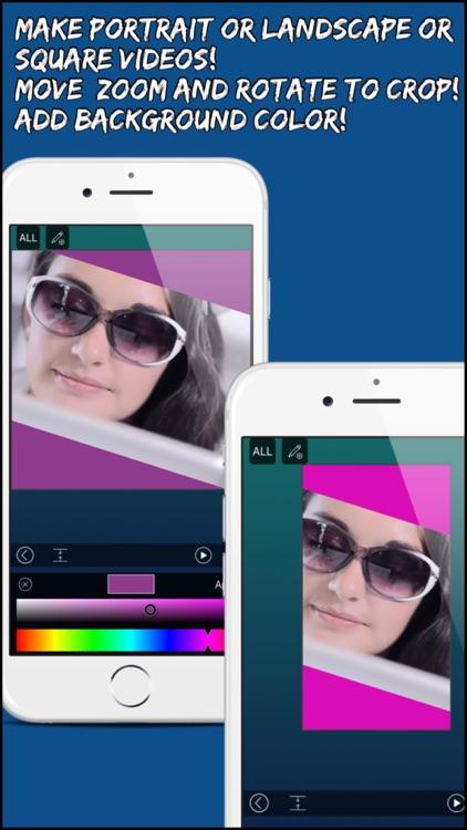 Video Editor Pro: Merger, Text screenshot-4