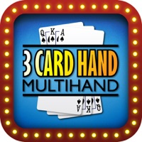 Codes for MultiHand - 3 Card Hand Hack