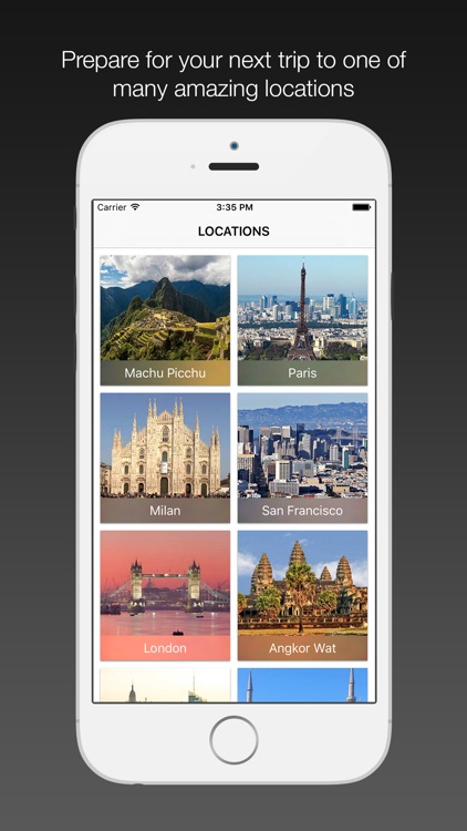 City to City: Travel guides for trip planning