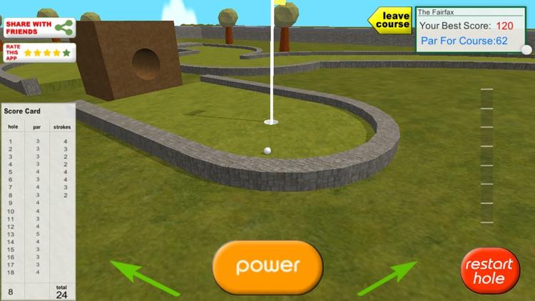 Super Mini Golf Pro screenshot-4