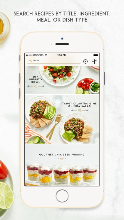 Oh She Glows - Healthy Plant-Based Recipes app image
