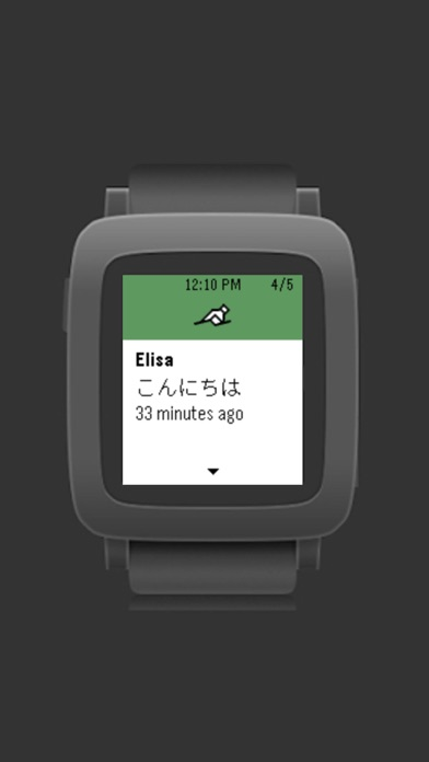 Font support for Pebble Timeのおすすめ画像2