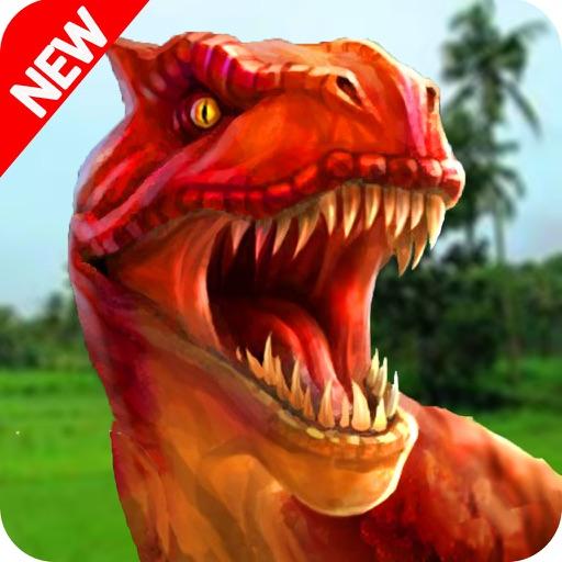 Wild Dinosaur Hunter Simulator iOS App