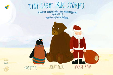Tiny Great Stories for iPhone - náhled