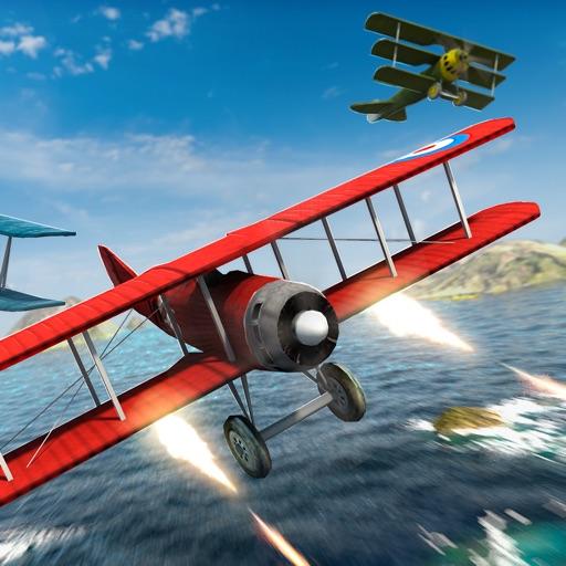 Aircraft War Mission лучший игра гонки самолеты 3д для детей бесплатные