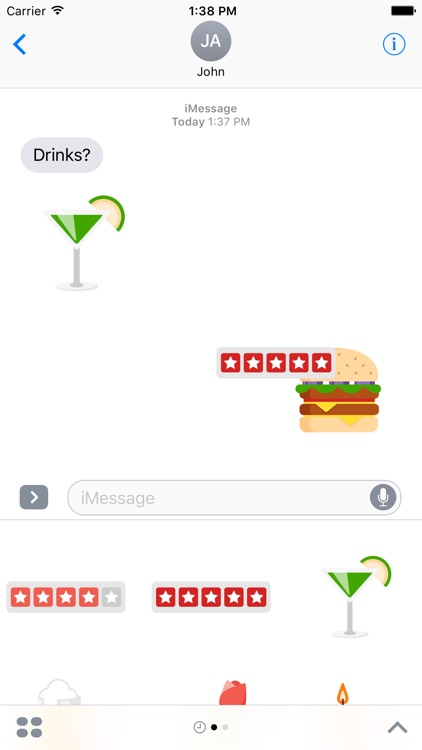 Yelp Stickers