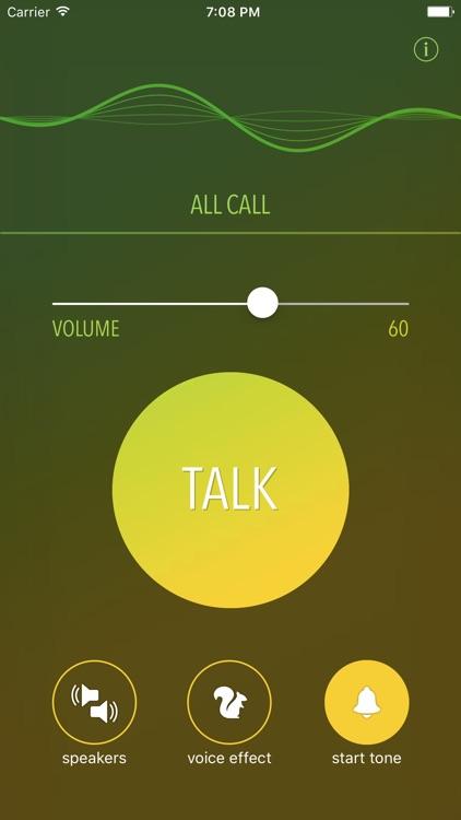 Intercom for Sonos screenshot-0