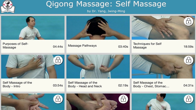 Qigong Massage: Self Massage