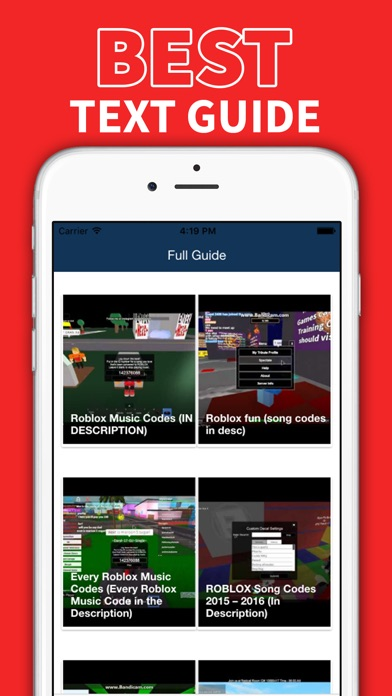 Music Code For Roblox App Reviews User Reviews Of Music Code For