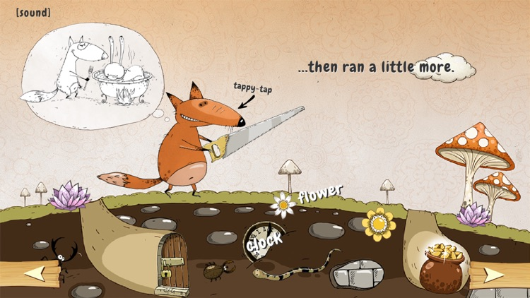 Icky Mr Fox's Rainbow