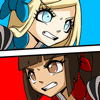 Blonde vs Brunette Ra...