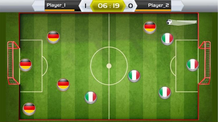 Flick Soccer 3D Super All Star Soccer