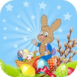 Ester Bunny Eggs Collection Game