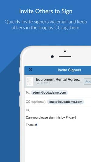 pdf signature app for ipad