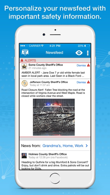 MobilePatrol: Public Safety App screenshot-3