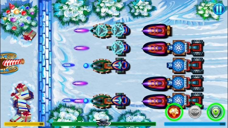 Defense Battle Xmas